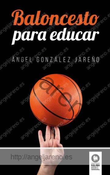 Imagen de la portada de baloncesto para educar