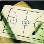 Fotografía de una planilla de baloncesto